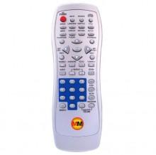 Controle Remoto Dvd Lenox