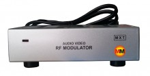 Modulador de RF